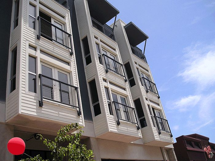 Cable Rail Balconies