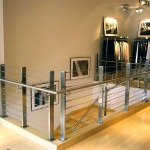 Stainless Steel Cable Rail in Store