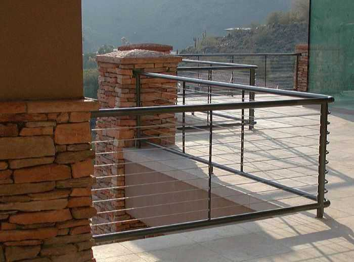 Cable Railing (#CR-24)