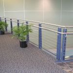 Commercial Cable Railing